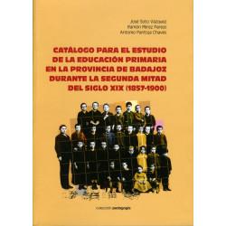 Catálogo para el Estudio de...