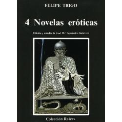 4 Novelas eróticas