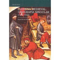 Llerena medieval, geografía...