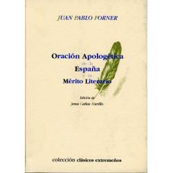 Oración Apologética de la...