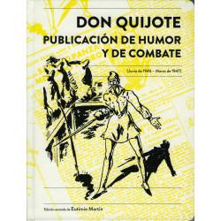 Don Quijote. Publicación de...