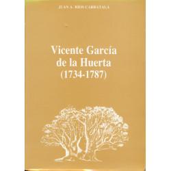 Vicente García de la Huerta...