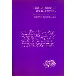 Carolina Coronado. Su obra...