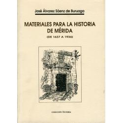 Materiales para la historia...